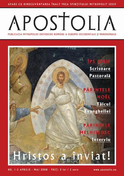 Revista Apostolia